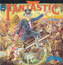 Captain Fantastic and the Brown Dirt Cowboy - Elton John