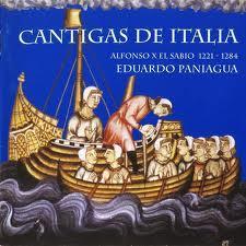 Cantigas de Italia - Eduardo Paniagua