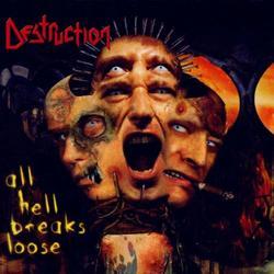 All Hell Breaks Loose - Destruction