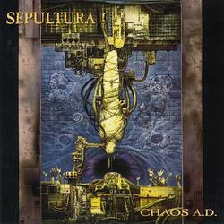 Chaos A.D - Sepultura
