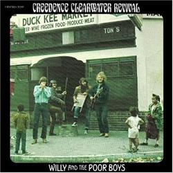 Willy And The Poor Boys - Creedence Clearwater Revival