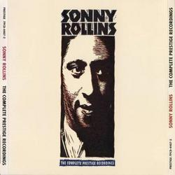 The Complete Prestige Recordings (CD3) - Sonny Rollins