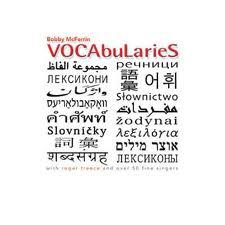 Vocabularies - Bobby McFerrin