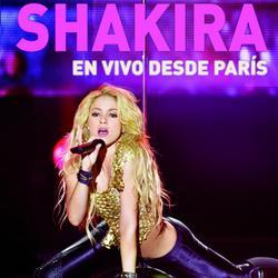 En Vivo Desde Paris - Shakira