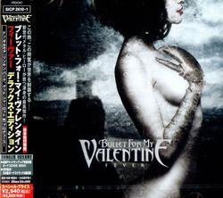 Fever (Japan Edition) - Bullet for My Valentine - Bullet For My Valentine