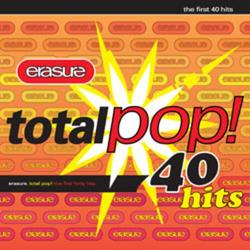 Total Pop! Deluxe The First 40 Hits (CD4) - Erasure