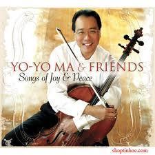 Yo Yo Ma And Friends Songs Of Joy And Peace CD2 - Yo Yo Ma - Yo-Yo Ma