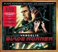 Blade Runner Trilogy - 25th Anniversary CD3 - Vangelis