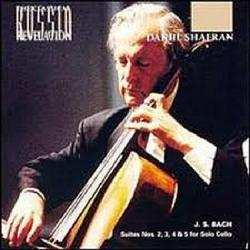Bach Cello Suites CD3 - Daniel Shafran