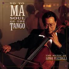 Soul Of The Tango The Music Of Astor Piazzolla - Yo-Yo Ma