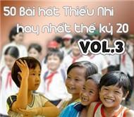 50 Bài Hát Thiếu Nhi (CD3) - Various Artists