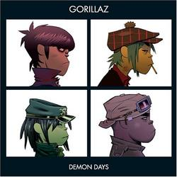 Demon Days - Gorillaz