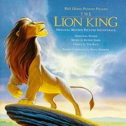 The Lion King (1994) OST - Various Artists