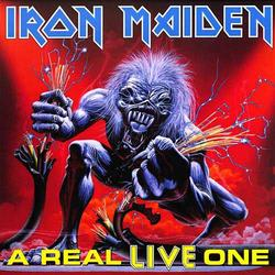A Real Live One - Iron Maiden