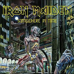 Somewhere In Time - Iron Maiden