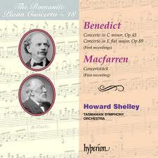 The Romantic Piano Concerto, Vol. 48 – Benedict & Macfarren - Howard Shelley - Tasmanian Symphony Orchestra