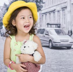 Bé Chút Chít (3 tuổi) - Bé Bảo An