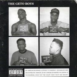 The Geto Boys - Geto Boys