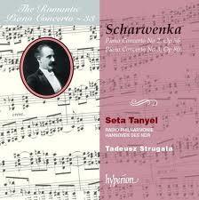 The Romantic Piano Concerto, Vol. 33 – Scharwenka 2 & 3 - Seta Tanyel - Radio Philharmonie Hannover Des NDR - Tadeusz Strugala