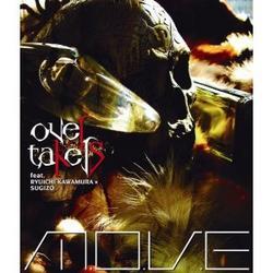 OveRtaKerS (move feat. RYUICHI KAWAMURA × SUGIZO) - M.o.v.e