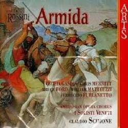 Rossini - Armida CD 1 (No. 1) - Claudio Scimone - I Solisti Veneti