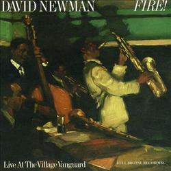 Fire! Live at the Village Vanguard - David