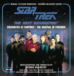 Star Trek: The Next Generation – Encounter At Farpoint / The Arsenal Of Freedom OST (P.1) - Dennis McCarthy