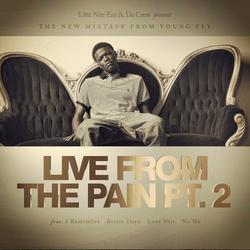 Live From The Pain 2 (CD2) - Young Fly