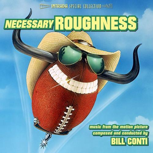 Necessary Roughness OST (P.1) - Bill Conti