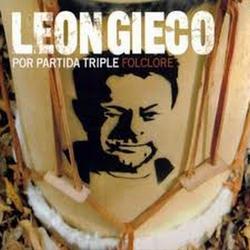 Por Partida Triple Disco 2 - Folklore - León Gieco