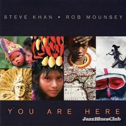 You are Here - Steve Khan