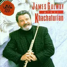James Galway Plays Khachaturian - James Galway