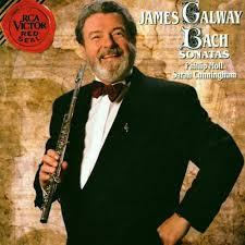 Bach - Sonatas (No. 1) - James Galway - Phillip Moll