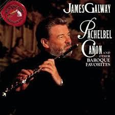 Pachelbel Canon & Other Baroque Favorites (No. 1) - James Galway