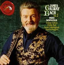 James Galways Plays Bach, Vol. 2 - James Galway