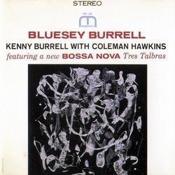 Bluesy Burrell - Coleman Hawkins
