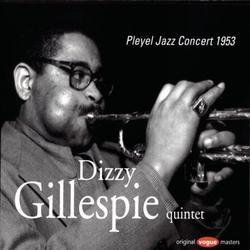 Pleyel Jazz Concert 1953 - Dizzy Gillespie