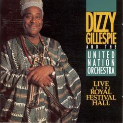 Live At The Royal Festival Hall - Dizzy Gillespie