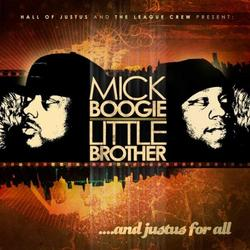 And Justus For All (CD1) - Little Brother