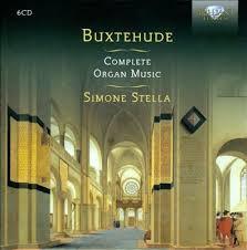 Buxtehude - Complete Organ Music CD 3 - Simone Stella