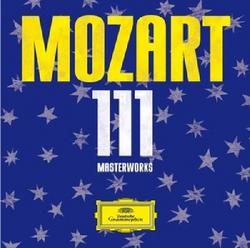 Mozart 111 Masterworks  CD 1 - Mozart Symphonies Nos. 25, 26,29  - Trevor Pinnock - The English Concert