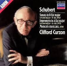 Schubert -  Sonata In B Flat Major; Impromptu In A Flat Major; Moments Musicaux - Clifford Curzon
