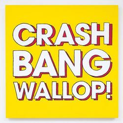 Crash Bang Wallop! - Logistics