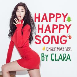 Happy Happy Song (Christmas Ver.) - Clara