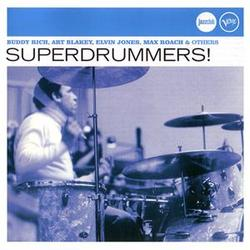 Verve Jazzclub: Highlights - Superdrummers - Various Artists