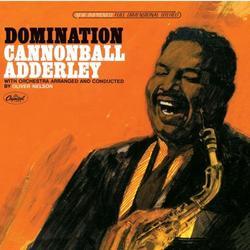 Domination - Cannonball Adderley
