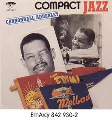 Compact Jazz - Cannonball Adderley