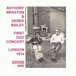 First Duo Concert (London 1974) - Derek Bailey