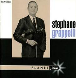 Planet Jazz - Stephanie Grappelli
