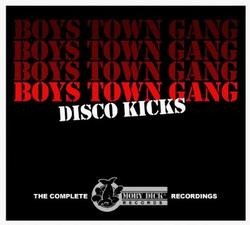 Disco Kicks The Complete Moby Dick Records Recordings (CD1) - Boys Town Gang